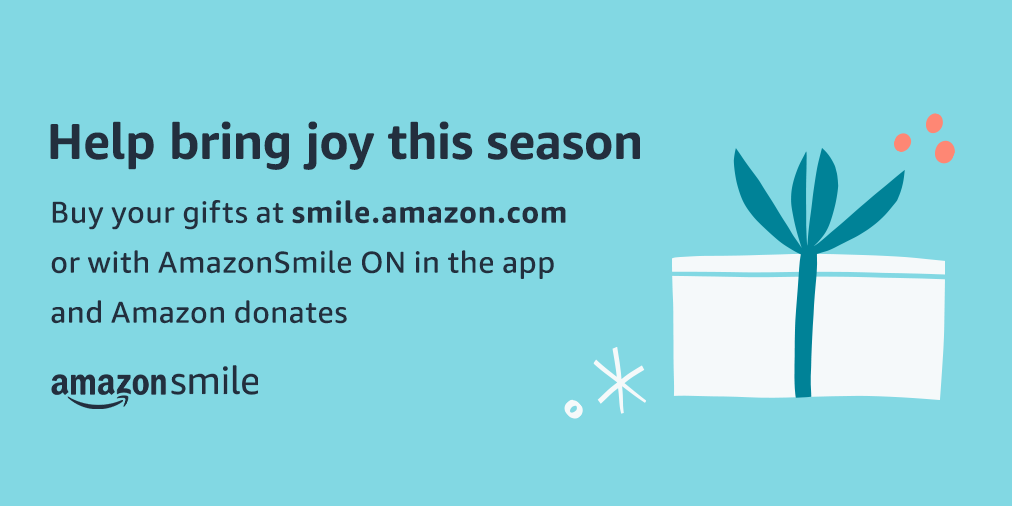 Make a difference this holiday. Shop for gifts at https://smile.amazon.com/ch/20-4902233 to generate donations for Friends of the DeForest Area Public Library.