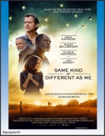 Same Kind of Different as Me Movie Poster Art Copyright Paramount Pictures