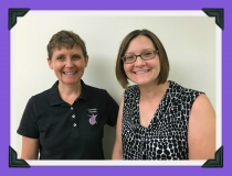 Joy Schmidt & Amy Elske from Dane County Aging and Disability Resource Center are our screeners.