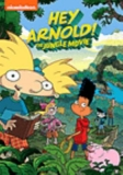Hey Arnold! The Jungle Movie Movie Poster Art Copyright Nickelodeon Network