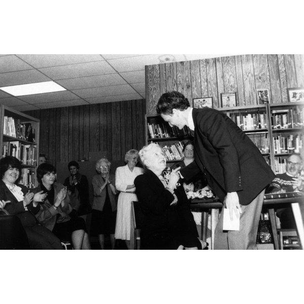 1988 - Peg Rosenberry & John Englesby