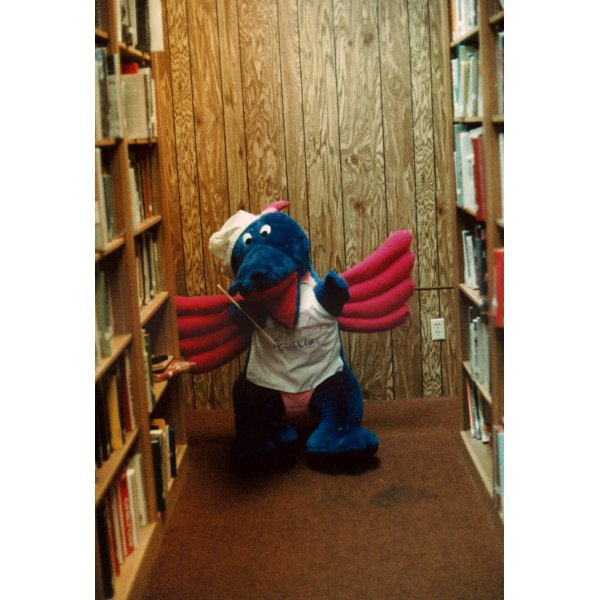 1990 - George the Library Dragon
