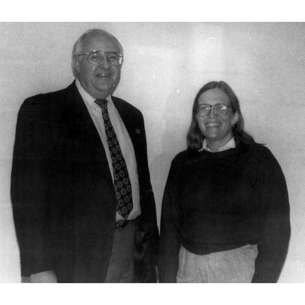 Jim Stillman & Jan Berg