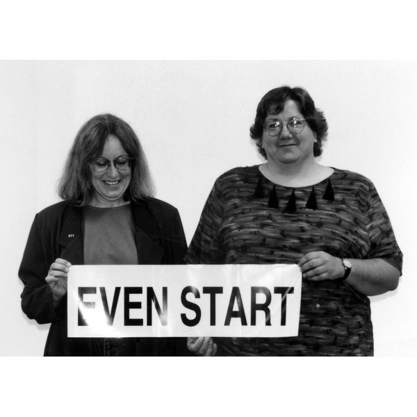 1995 - Even Start - Gisela Newbegin & Sue Anderson