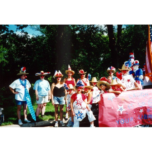 2003 - 4th of July Parade