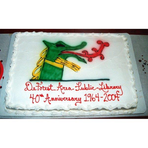 2004 - Cake