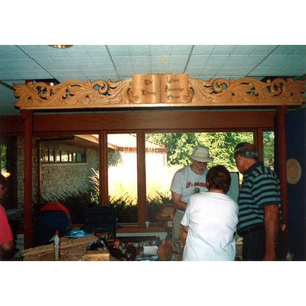 2004 - Carving