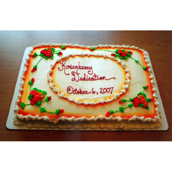 2007 - Cake