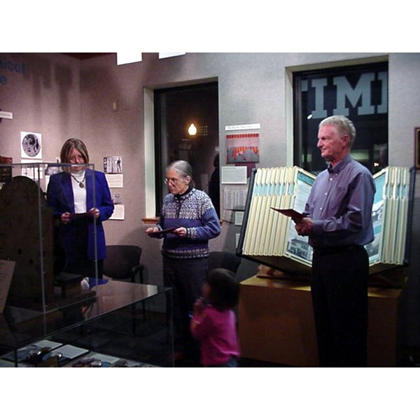 2009 - 45th Anniversary - Kathy Van Iten, Jan Berg & John Englesby